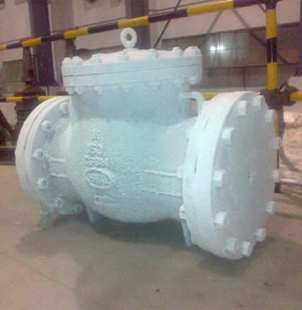 Cryogenic Valves